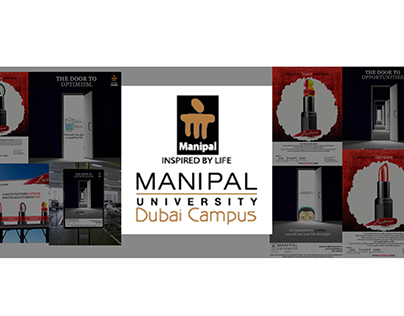 University Project - Print Ad Campaigns