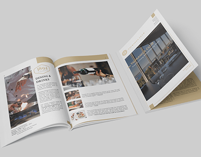 Branding and Booklet Design