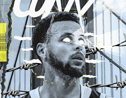 Artwork For Stephen Curry | Golden State Warriors | NBA