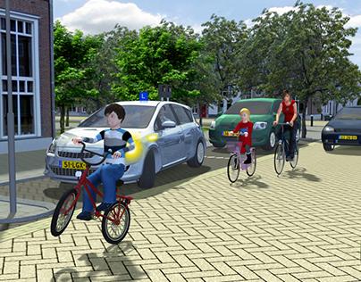 Let's Go - lnteractief klassikaal verkeersonderwijs