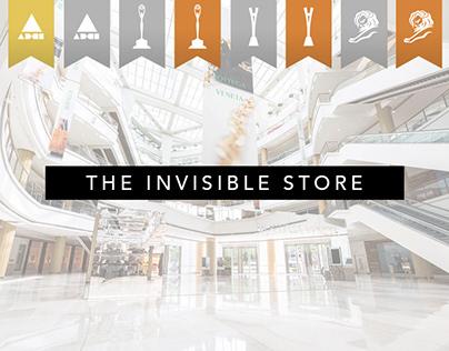 The Invisible Store - Bottega Veneta
