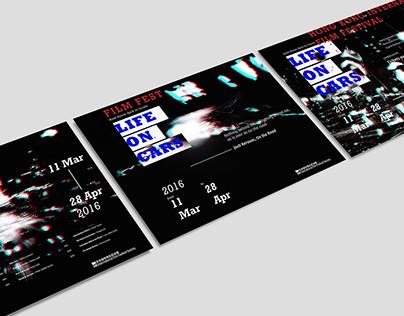 LIFE ON CARS: Road Film Fest 2016