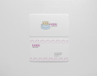 Kawai - Identidade Visual de uma Cafeteria