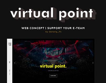Virtual Point | Web Concept