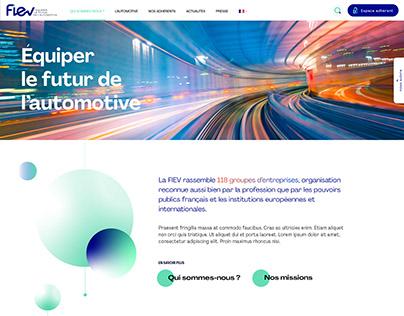 Fiev - Website