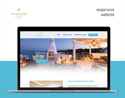Vila Vita Parc | Refonte Website