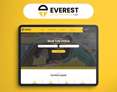 EVERESTTRANSPORTATIONLTD | WEBSITE DEVELOPMENT