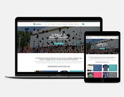 Site Web PBV