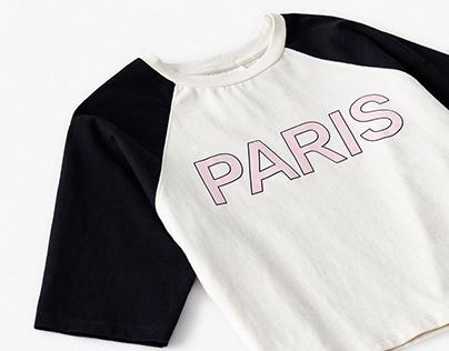 ZARA GIRL / AW 19 / Paris
