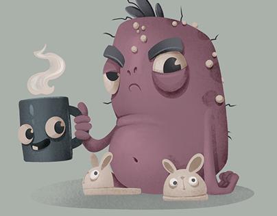 Character Design: Little Monsters