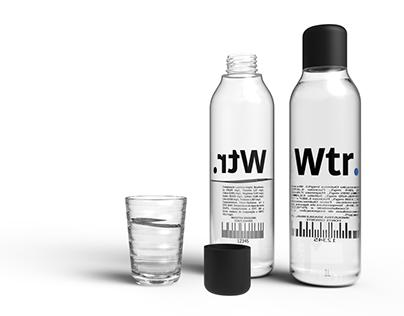 Wtr. - Mineral water packaging