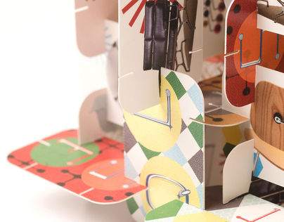 Eames House of Cards