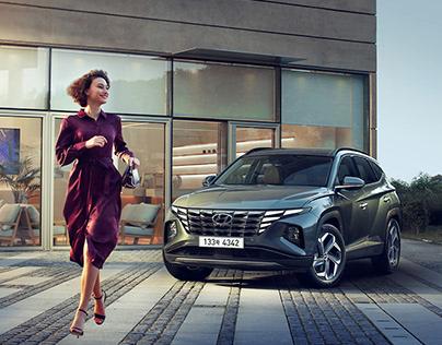 Hyundai Motors TUCSON CGI_Catalogue