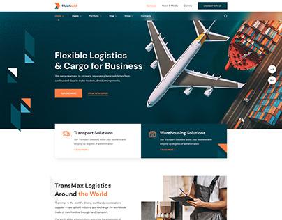 Transmax - Logistics & Delivery Company