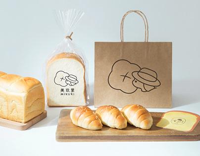 Bakery   Mikuri branding