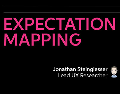 Expectation Mapping Workshop