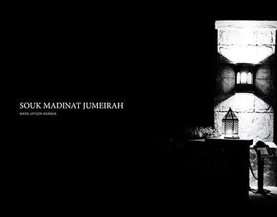 Night Photography_Souk Madinat Jumeirah_Dubai