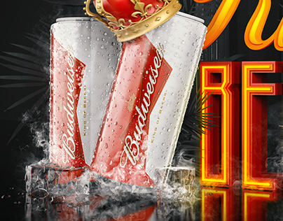 King of Beers - Budweiser