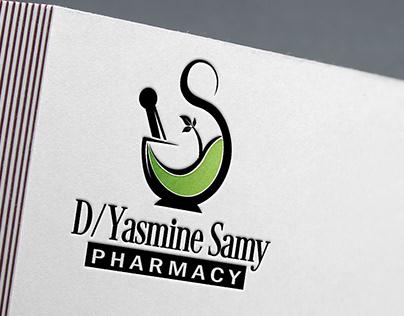 D/Yasmin samy pharmacy logo