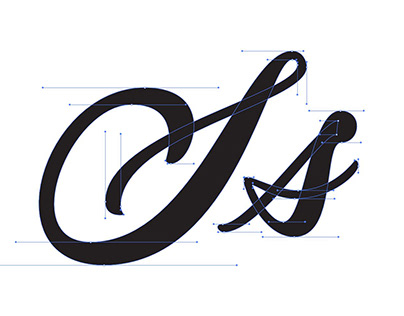 How to make the right Bezier/Anchor at right angle
