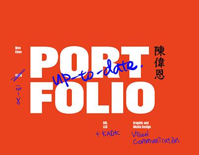 Up-to-date Portfolio 18-20