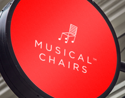 Musical Chairs - Brand Identity