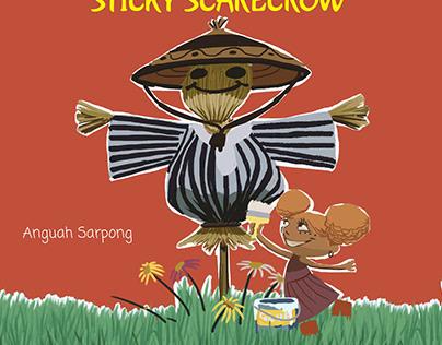 Ekuba and Spidey: Sticky Scarecrow