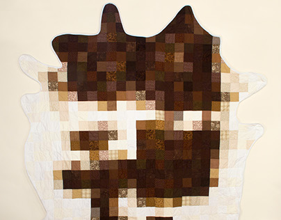 Cowhide Quilts