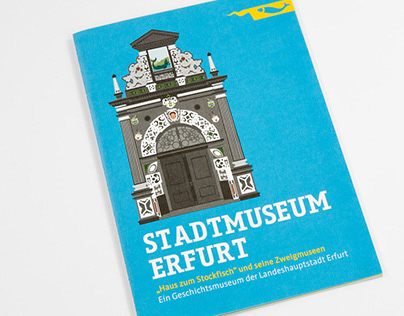 Faltblatt | Postkarte | Stadtmuseum Erfurt