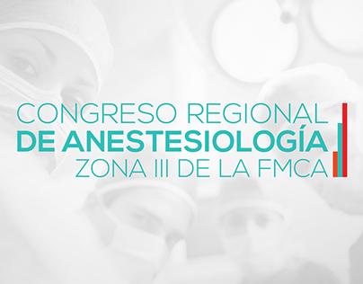 Congreso Anestesióloga