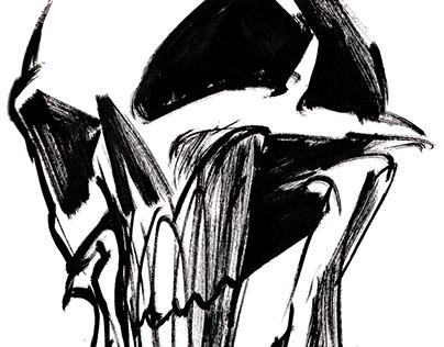 Series: Skull Graphics