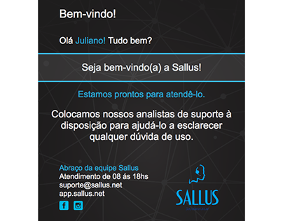 E-mail Marketing - Sallus