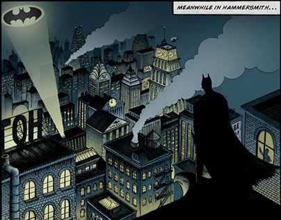 Virgin Media / Batman
