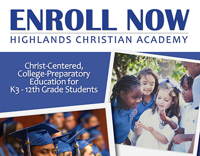 HCA enrollment ad for The Observer, May 2017