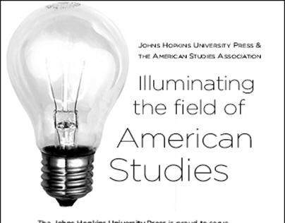 2014 American Studies Association Program Ad