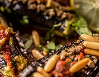 Eggplant, The Lebanese way.