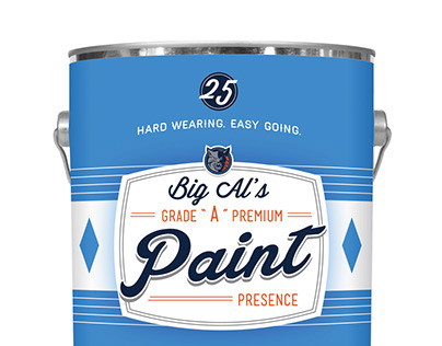 charlotte bobcats / big al's paint