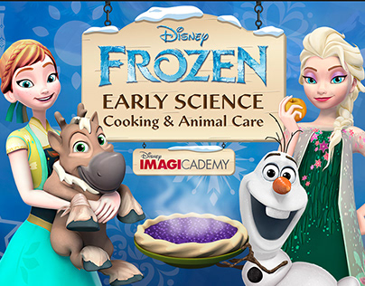UI Design: Frozen: Early Science