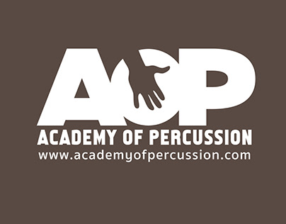 Academy of Percussion - Logo