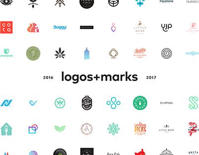 Logos + Marks 2016-17