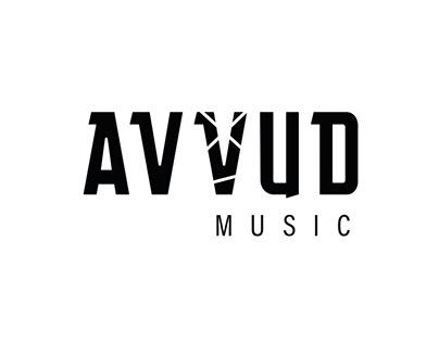 AVVUD MUSIC // Corporate Design
