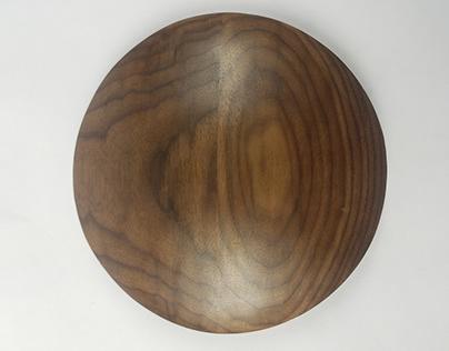 Wooden Disk