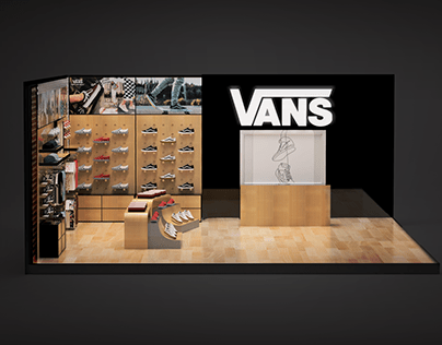 Vans Visual Merchandise