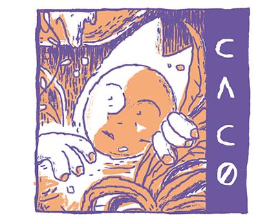 C A C O - Comic Book