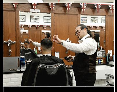 Men's Barber near me