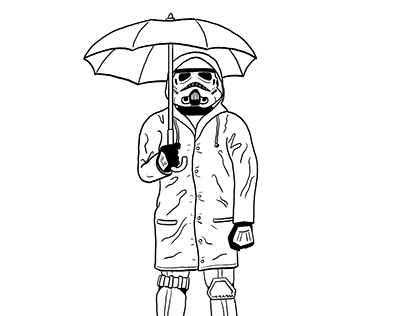 Drawntroopers