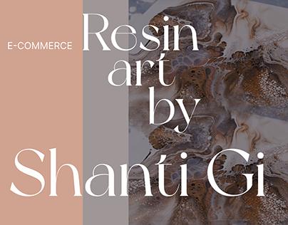 E-commerce Shanti Gi