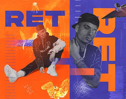 Identity Poster - Filipe Ret