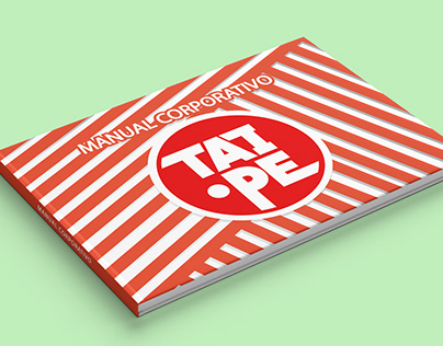 Rediseño Tailoy-Taipe y Manual Corporativo Taipe