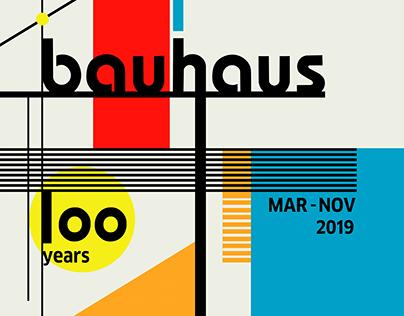 100 years bauhaus - Goethe institute Beirut